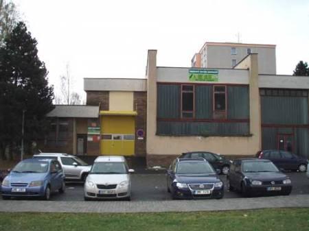 Sběrný dvůr na ulici Lipovská (v budově centrální kotelny)